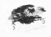 """Stalker 22 - série """"Les dormeurs"""" - dessin - © V.Champigny"""