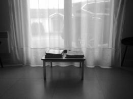 Salle d'attente médicale - mars 2015 - photographie ©V.Champigny