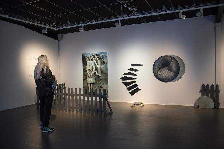 Installation Sortie13 Valérie Champigny